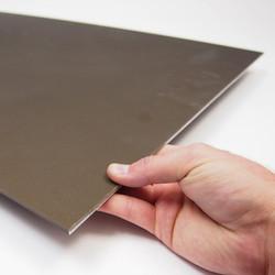Aluminiumblech Colinal 3165 (sandgestrahlt)
