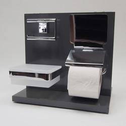 Papierhalter & Feuchttücherbox